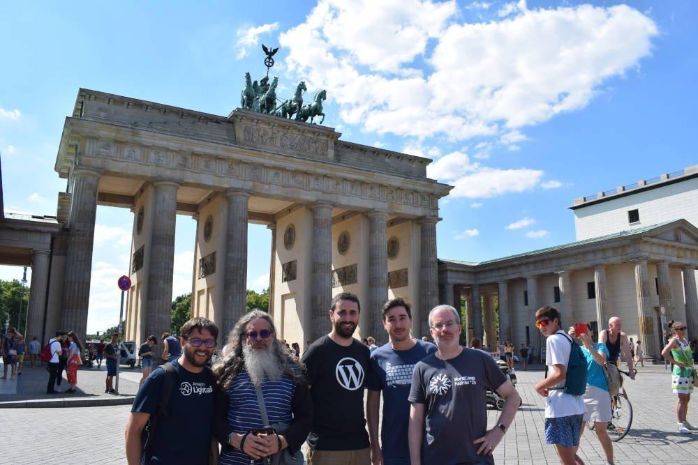 Gallegos WordPresseros en Berlín