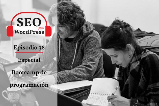 Bootcamp de programación Galicia