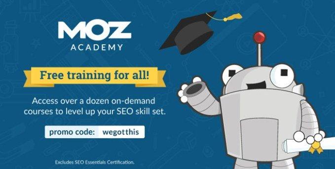 Moz Academy SEO